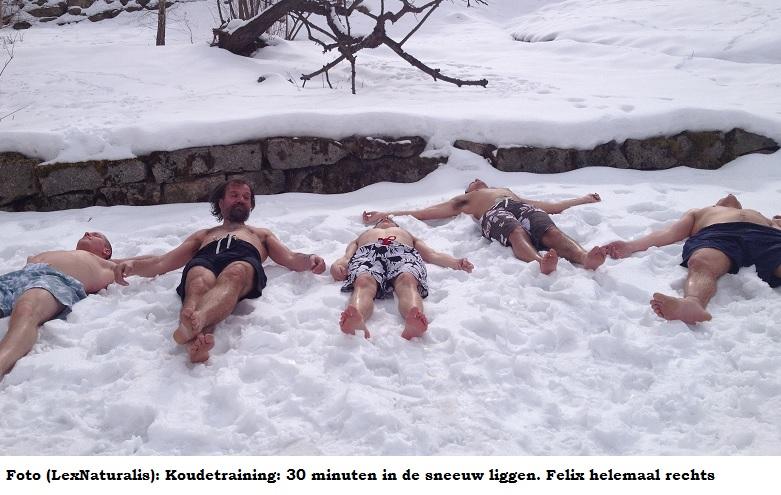Felix sneeuw