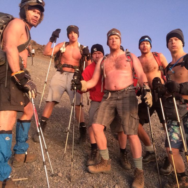 henk van den bergh kilimanjaro